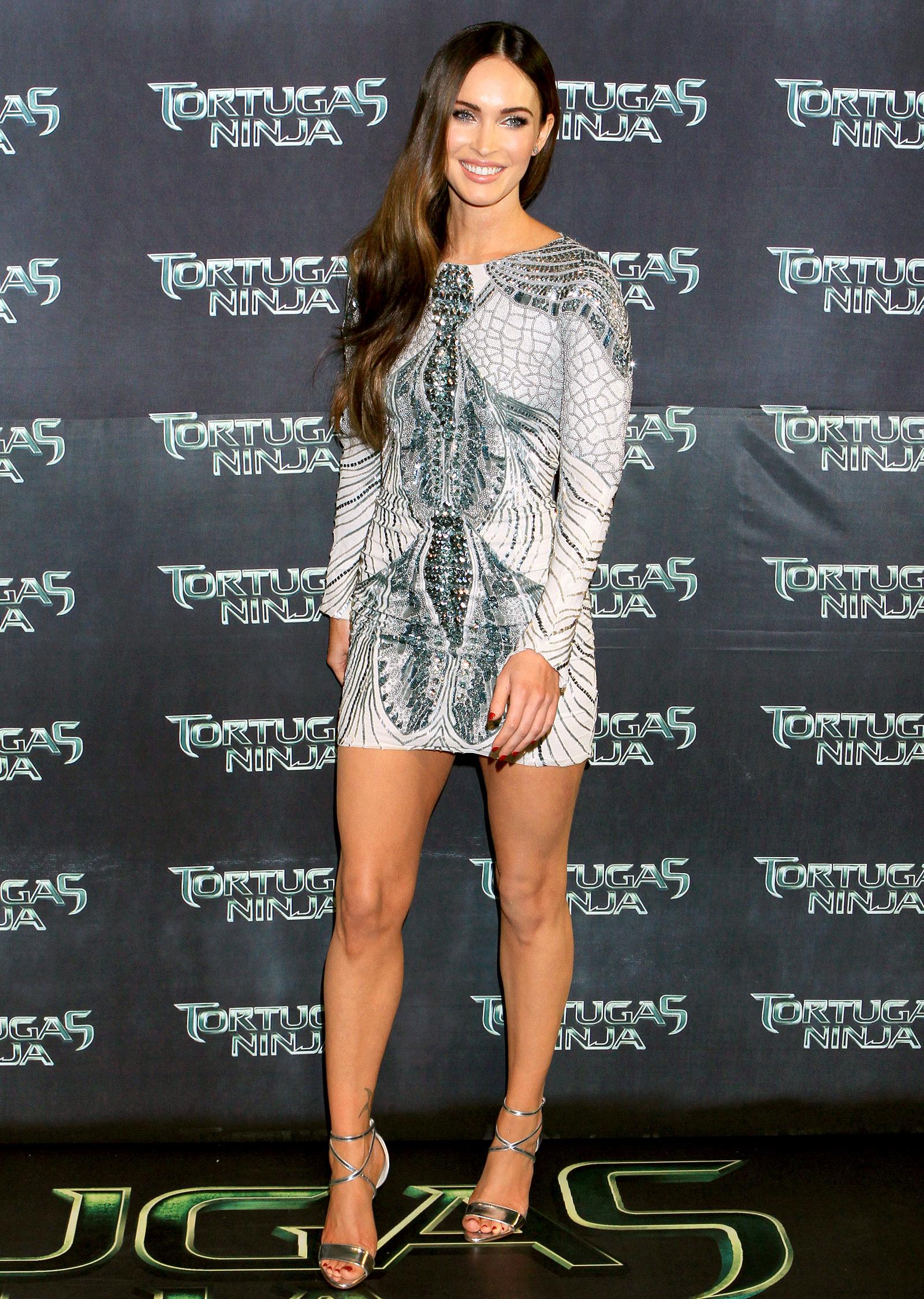 Celeb Pick of the Week-Megan Fox Sadek